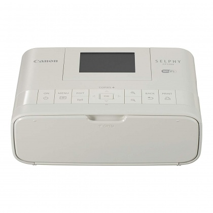Canon Selphy CP1200 Printing Kit, White