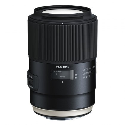 Tamron 90mm F2.8 VC USD Macro for Canon EOS