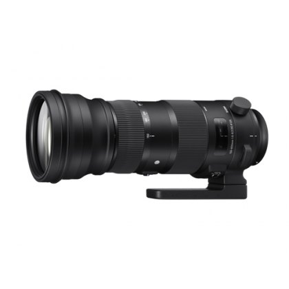 Sigma 150-600mm f5-6.3 DG OS HSM S + TC-1401 for Canon EOS