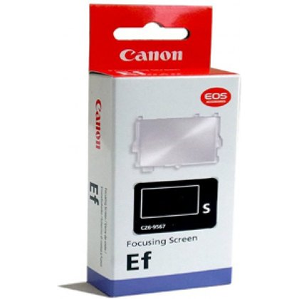 Canon Focusing Screen Ef-S for EOS 40D and 50D