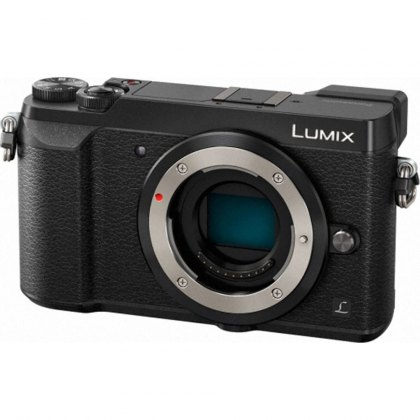 Panasonic DMC-GX80, Black body