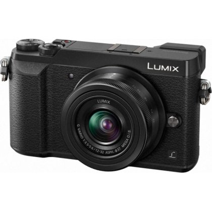 Panasonic DMC-GX80, Black 12-32