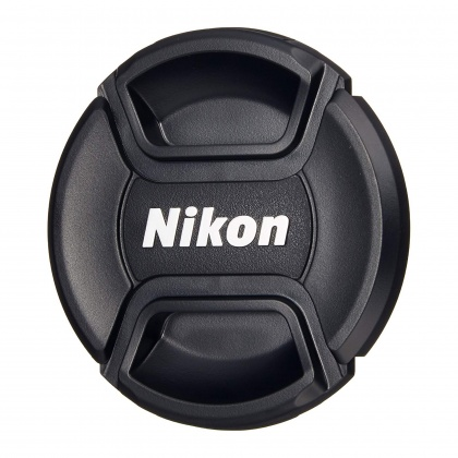 Nikon LC-55 55mm Snap-On Front Lens Cap