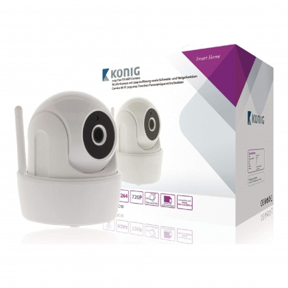 Konig SAS-CLALIPC10 Security Camera