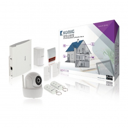 Konig SAS-CLALARM10 Home Security set