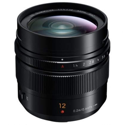 Panasonic 12mm F1.4 Leica DG Summilux