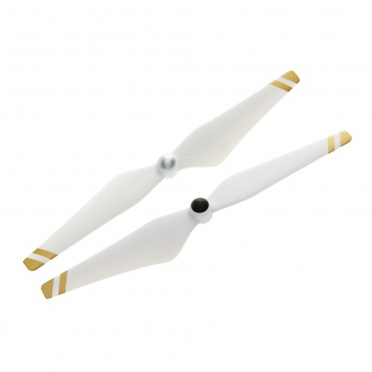 DJI Phantom 3 Propellers with Gold Strips