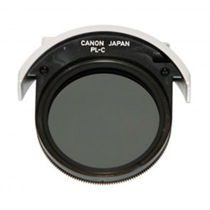 Canon 48mm Drop-in circular polarising