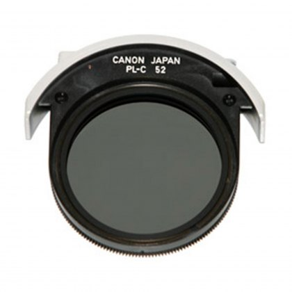 Canon 52mm Drop in circular polarising