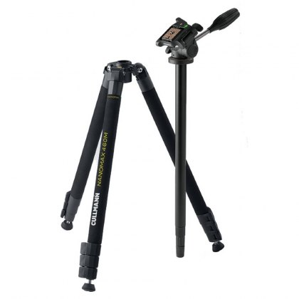 Cullman Nanomax 460M Tripod with RW20 3-way panhead