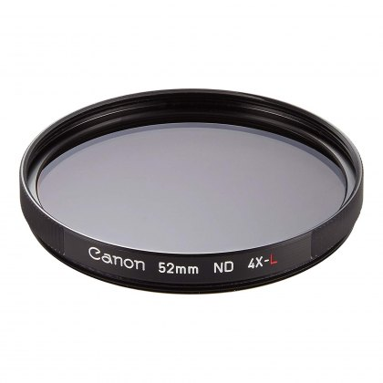 Canon 52mm ND 4L Neutral density x 4