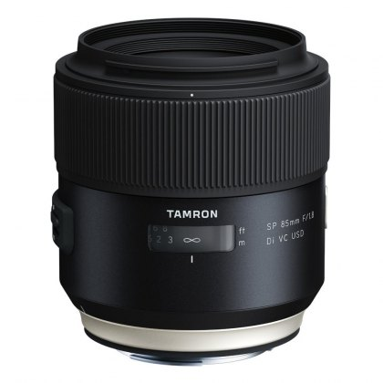 Tamron 85mm F1.8 SP Di VC USD for Canon EOS