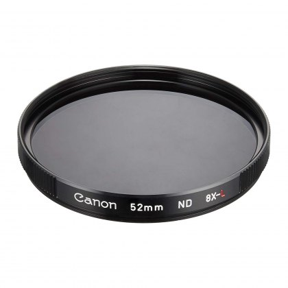 Canon 52mm ND 8L Neutral density x 8