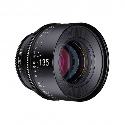 Samyang Xeen 135mm T2.2 Cine Lens For Micro 4/3
