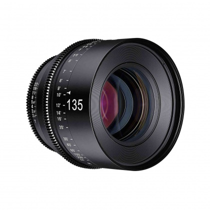 Samyang Xeen 135mm T2.2 Cine Lens For Pl