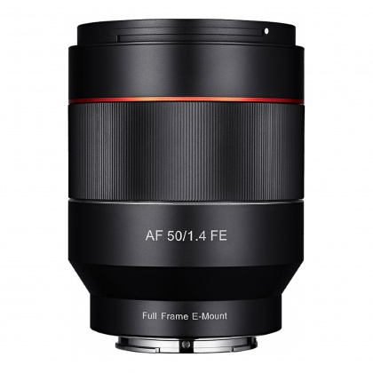 Samyang AF 50mm F1.4 For Sony FE