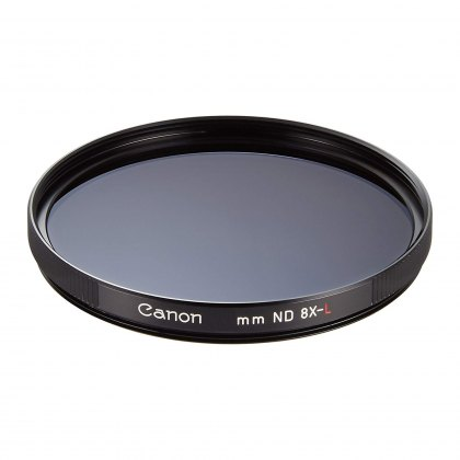 Canon 72mm ND 8L Neutral density x 8