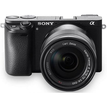 Sony Alpha 6300 with 16-70mm F4 Zeiss Vario-Tessar T*