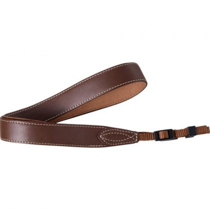 Canon EM-E2 Leather Neck strap, Brown