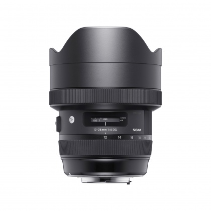 Sigma 12-24mm f4 DG HSM ART lens for Canon EOS