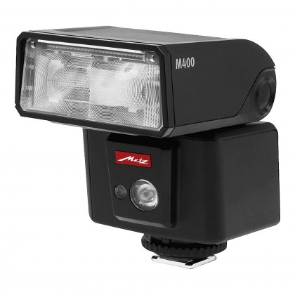 Metz M400 Flashgun for Panasonic, M 4/3