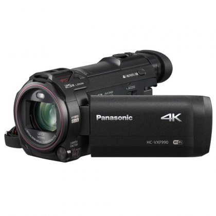Panasonic HC-VXF990, Black