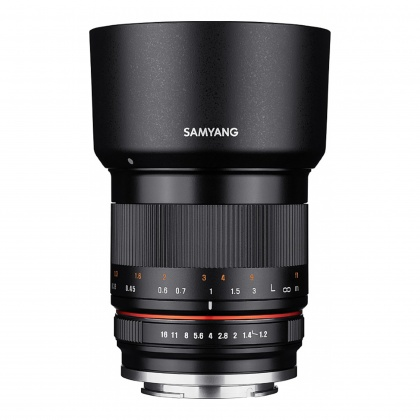 Samyang 35mm F1.2 CSC Canon M