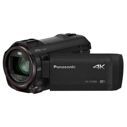 Panasonic HC-VX980 4K Full HD Camcorder