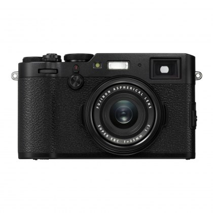 Fujifilm X100F Digital Camera, Black