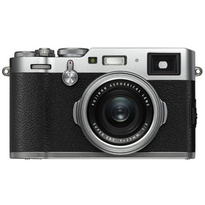 Fujifilm X100F Digital Camera, Silver