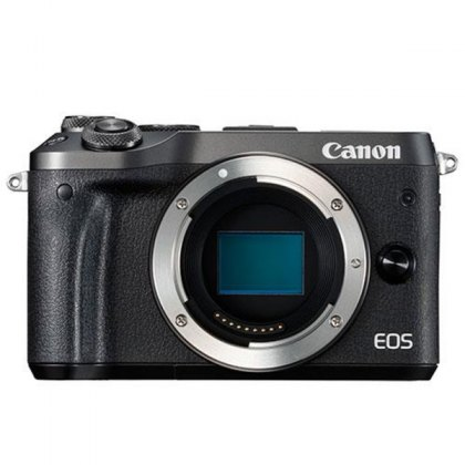Canon EOS M6 Black Body Only
