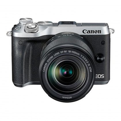 Canon EOS M6 Silver M18-150 Kit