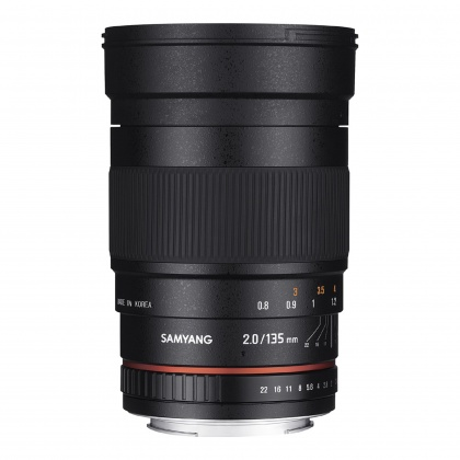 Samyang 135mm F2 for Sony FE