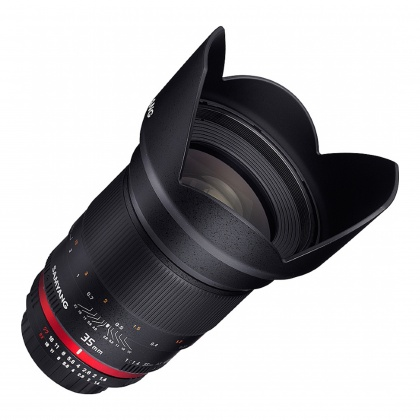 Samyang 35mm F1.4 for Sony FE