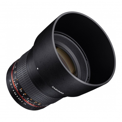 Samyang 85mm F1.4 for Sony FE