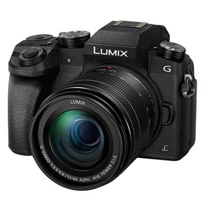 Panasonic DMC-G7 12- 60, Black