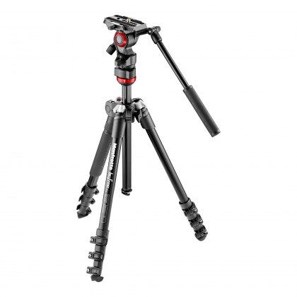 Manfrotto Befree Video Tripod Kit