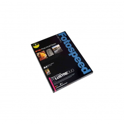 Fotospeed PF Lustre Duo, 280gsm, A4 - 25 sheets