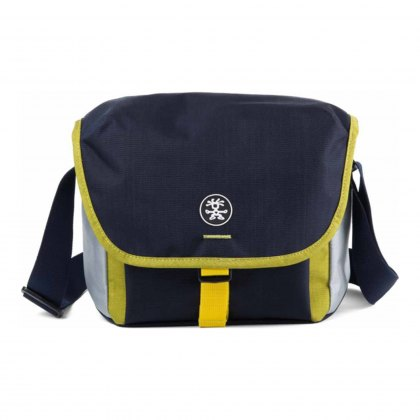 Crumpler Proper Roady v2.0 Camera Sling 2500, Navy/lime