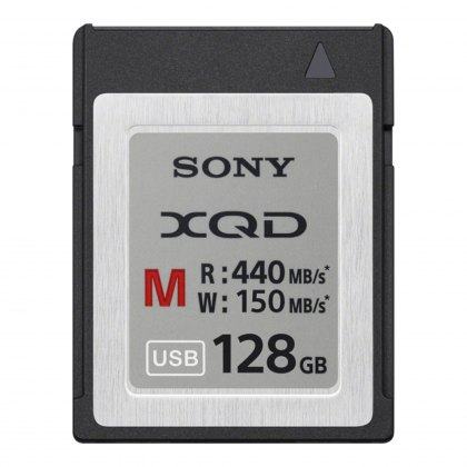 Sony XQD M Series card, 128gb