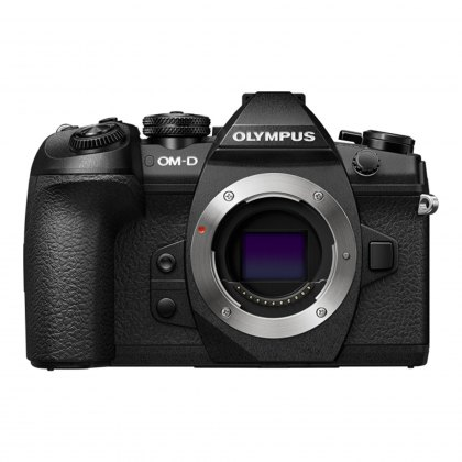 Olympus OM-D E-M1 Mark II Camera Body, black