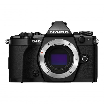 Olympus OM-D E-M5 Mark II Camera Body, black