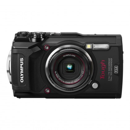 Olympus Stylus Tough TG-5 Camera, black