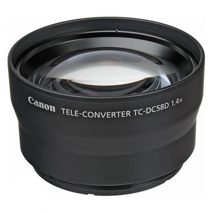 Canon Tele Conversion Lens, TC-DC58D