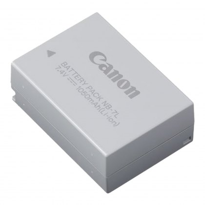Canon NB-7L Lithium ion Battery Pack