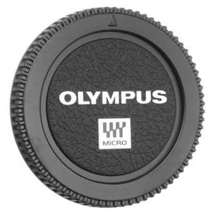 Olympus BC-2 Body cap, Micro Four Thirds