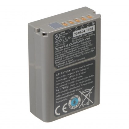 Olympus BLN-1 Lithium Ion Battery
