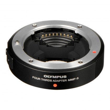 Olympus MMF-3 Adapter for Four Third Lenses