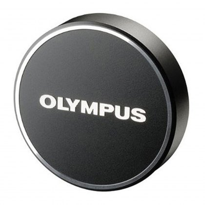 Olympus LC-48B Metal Lens Cap 48mm, black