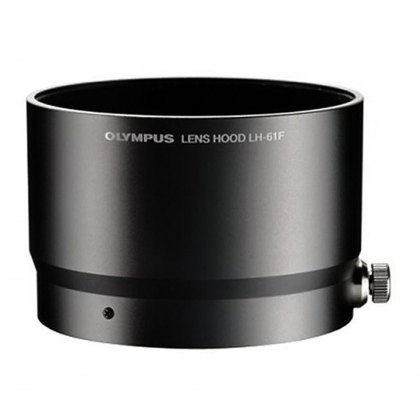 Olympus LH-61F Metal Lens Hood for M.ZUIKO 75mm f1.8, black